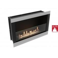 Встроенный биокамин Lux Fire Кабинет 730 S